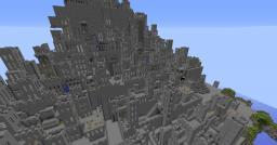 Huge fantasy city (Minriath Gloria) Minecraft Project