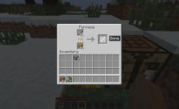 Bone cristall mod minecraft 1.7.3 Minecraft Mod