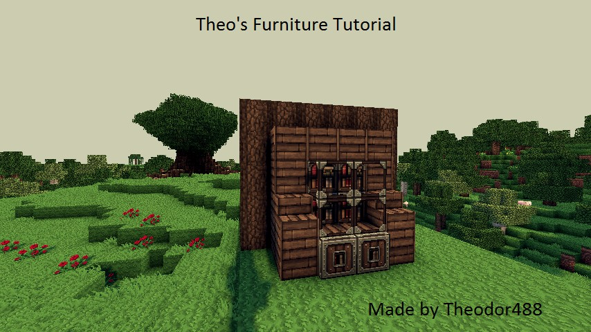 How To Make Medieval Furniture And Fill Up Your House