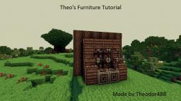 How to make medieval furniture and fill up your house (Contest) Minecraft Blog