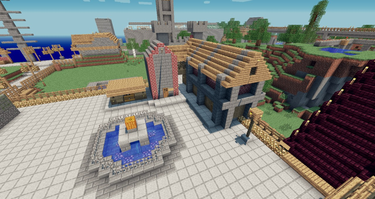 Find the best Minecraft PE roleplay servers on ...
