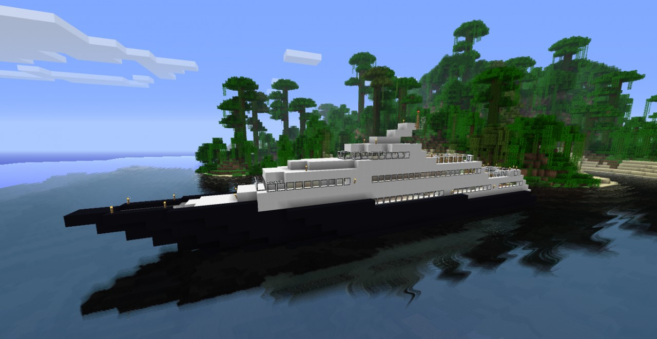 Minecraft Boat Schematic - Free Software and Shareware - trackerglobal