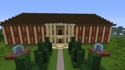 Beachman Manor Minecraft Map & Project