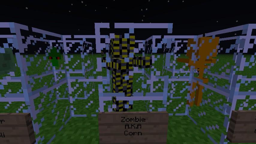 Corn Zombie