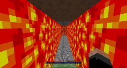 Lava Maze Minecraft Project