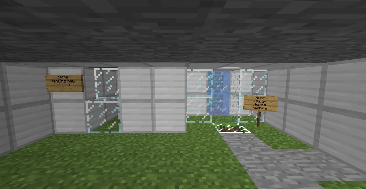 how to make a cloning machine in minecraft