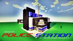 MODERN POLICE STATION A TOPPERS101 PROJECT Minecraft Map & Project