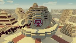 Naruto - The Hidden Sand Village (Suna) Minecraft Project