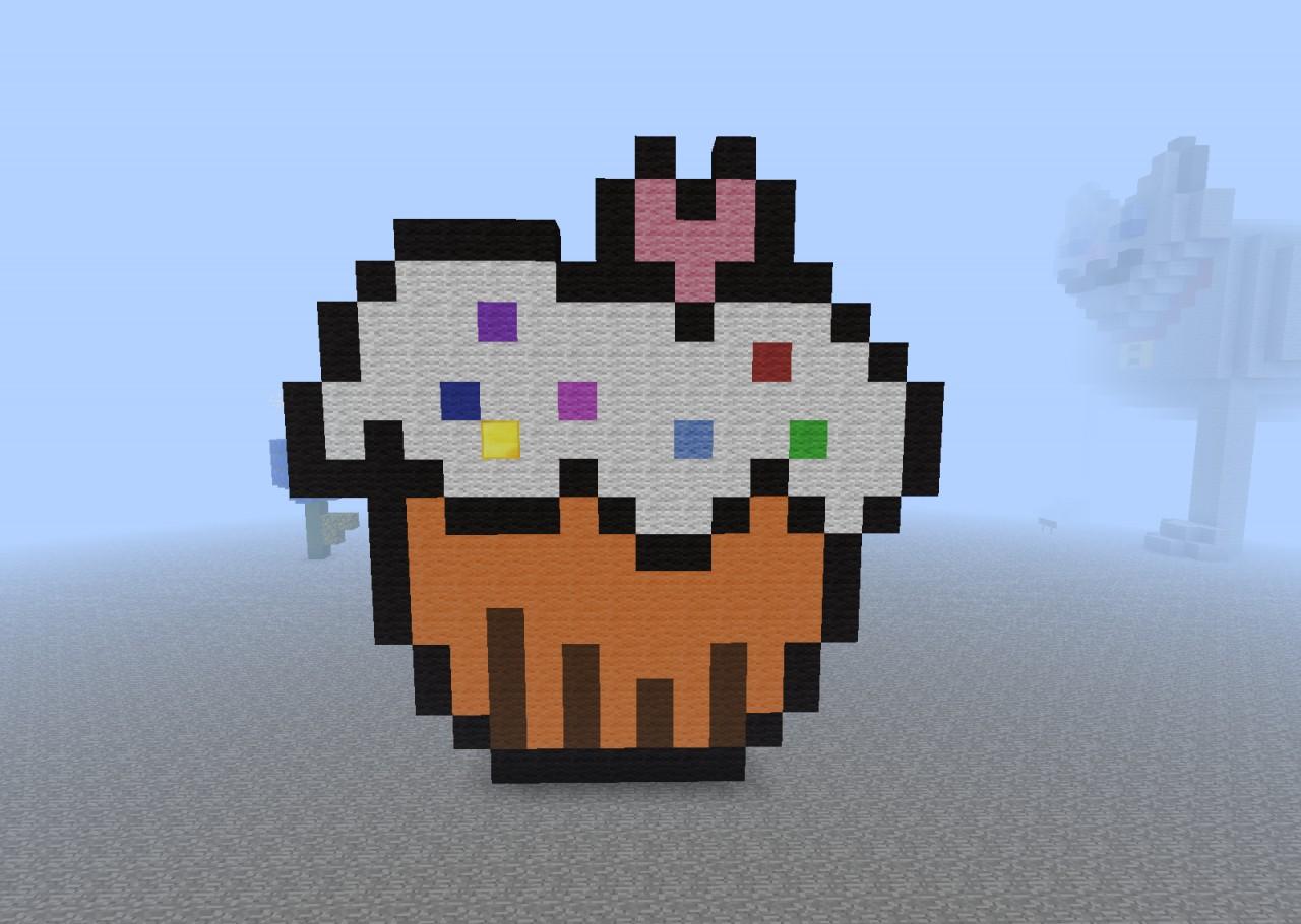 Cupcake Minecraft Project