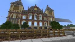 Little Amsterdam Minecraft Map & Project