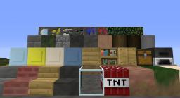 BlurCraft Minecraft Texture Pack