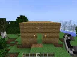 How to make a fire resistant house out of wood. Minecraft Blog