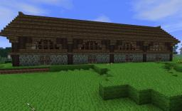 Stables Minecraft Map & Project