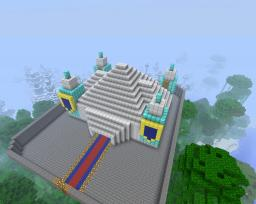 great city Minecraft Map & Project