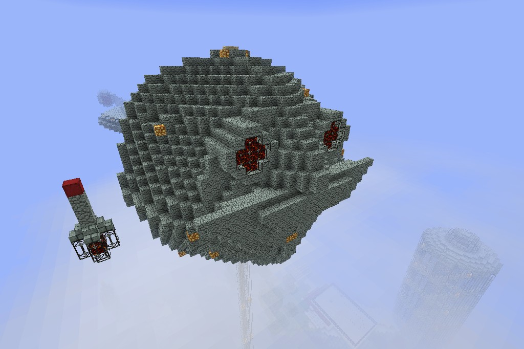 death egg mk  minecraft project