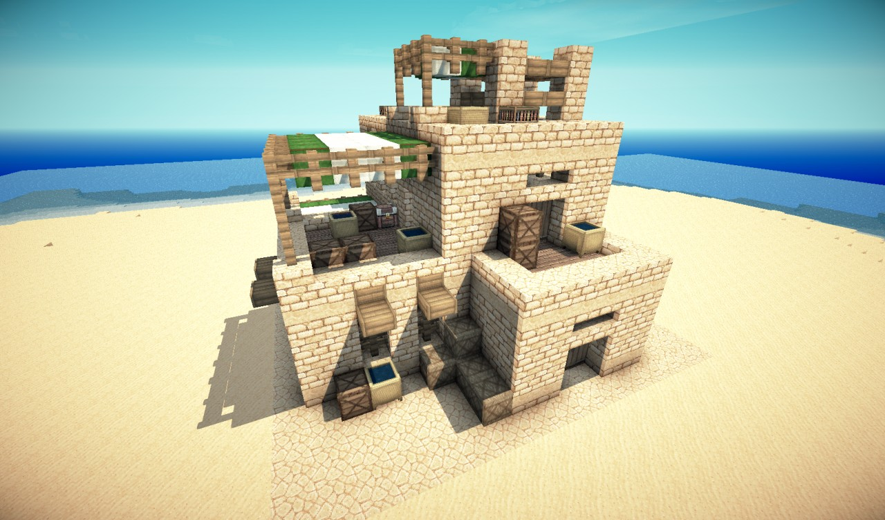 Home Design Ideas Build: Desert Building Pack Minecraft Project