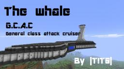 General Class Attack Cruiser by |t!t0| Minecraft Project