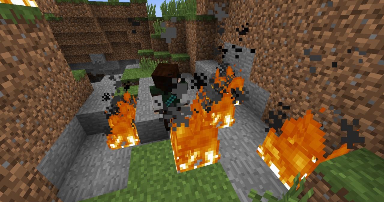 ExplodeStone: Small Explosion