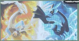 Pokemon Black & White Kyurem (w/ Timelapse) Minecraft Map & Project
