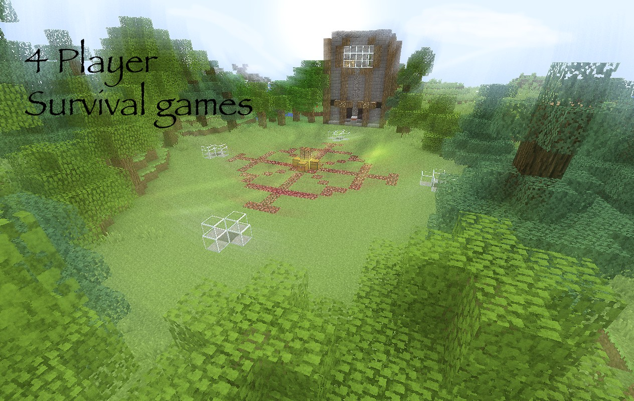 4 Player Survival Games [Discontinued]