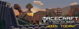 [1.6.4] AceCraft HC PvP Factions - Updated!! Minecraft