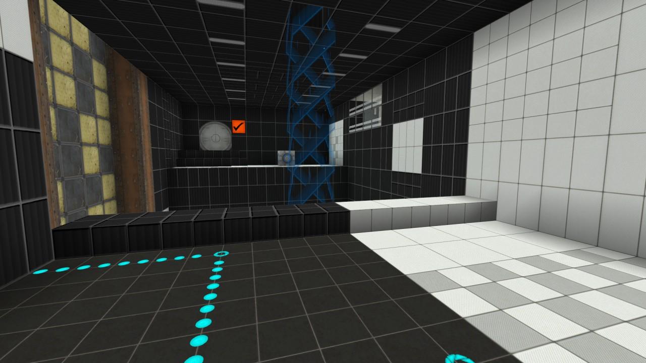 ApertureCraft - A High-Res Portal 2 Pack (1.5.2) Minecraft Texture Pack
