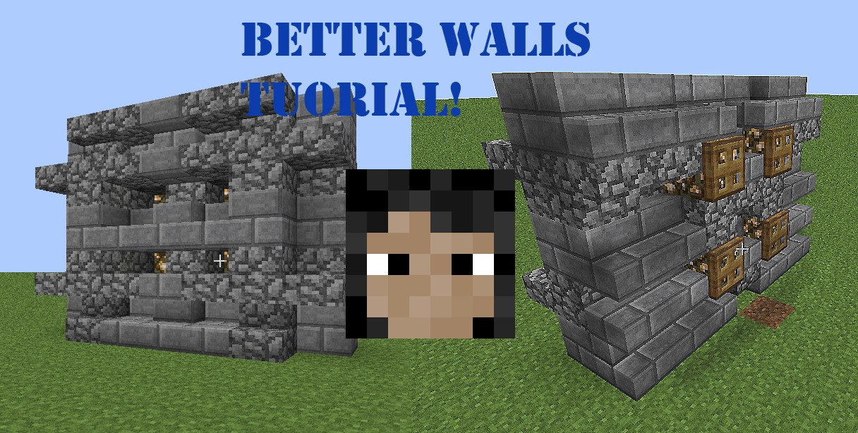 Minecraft Inside Wall Designs minecraft wall patterns related keywords ...