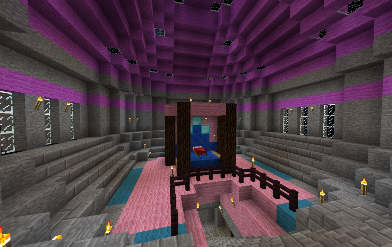Stone Castle Update To 1 4 Minecraft Project