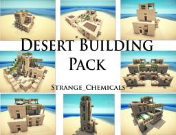 Desert Building Pack Minecraft
