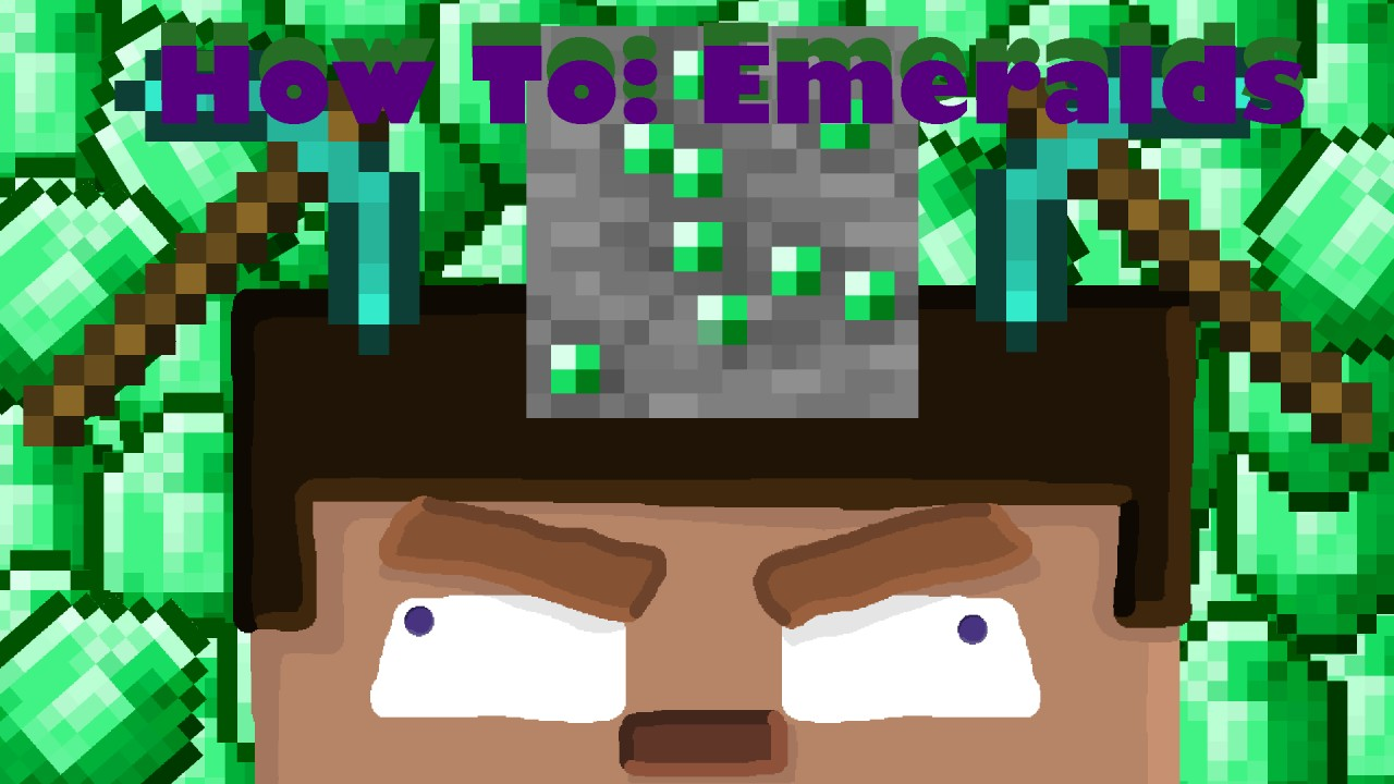 How To: Emeralds (Minetorial Contest Submission!) Minecraft Blog