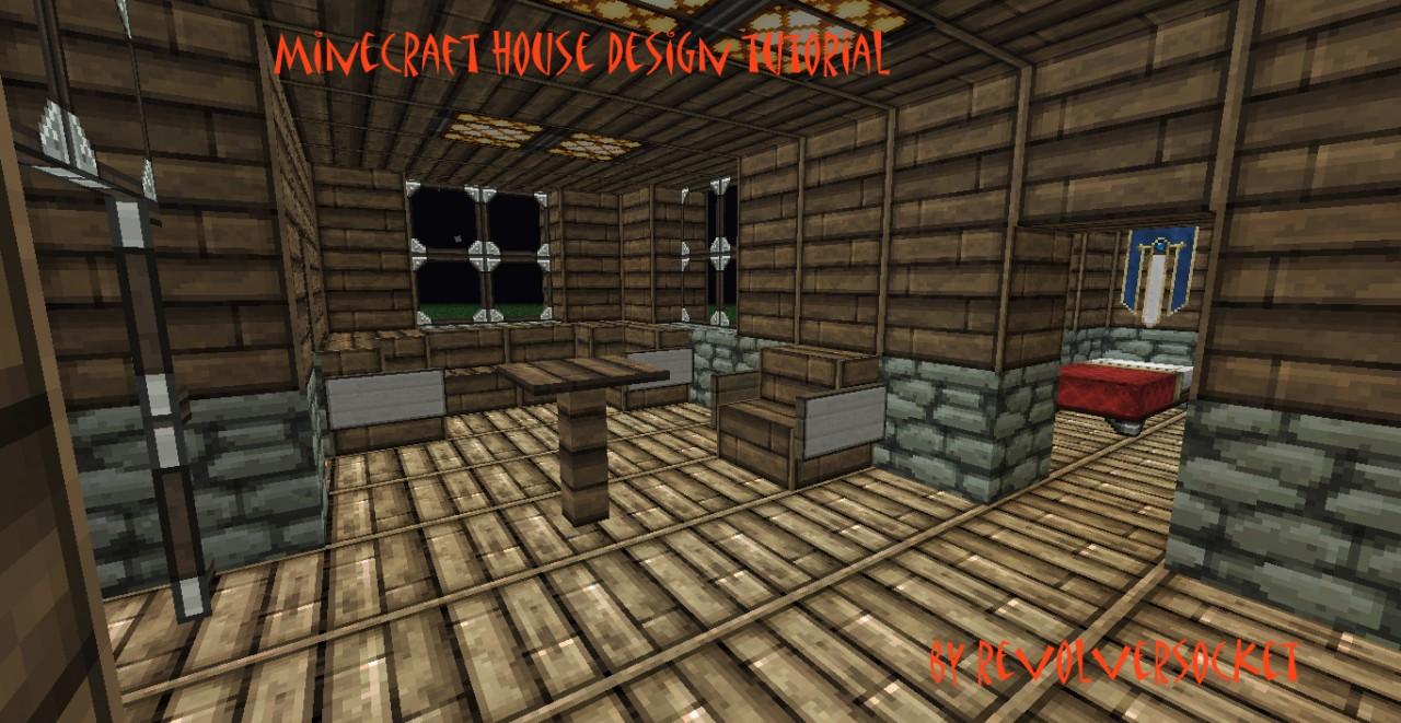 Minecraft House Design Tutorial Contest