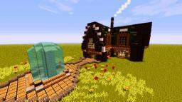 Ellsworth Manor [10 Diamonds for World Save/Schematic] Minecraft Map & Project