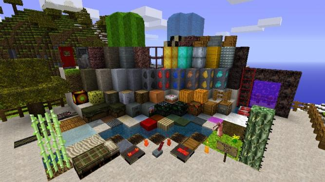 life realistic 64x64 minecraft texture pack