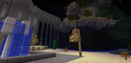 Castle Mountain Minecraft Map & Project
