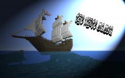 The White Mamba, Pirate Ship Minecraft Map & Project