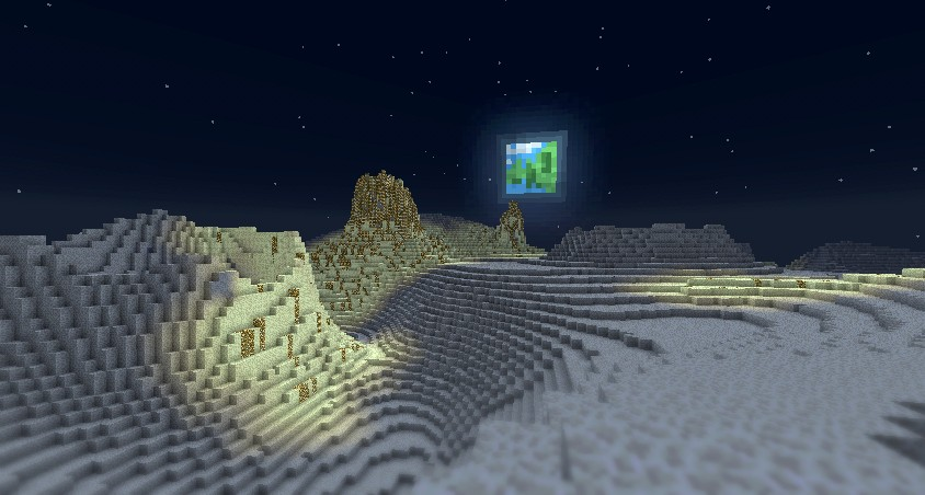 First Men In The Moon Minecraft Project