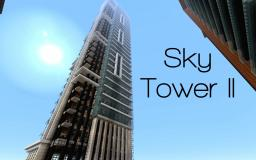 Sky Tower II Minecraft Map & Project