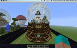 CHRISTMAS IN JULY! SNOWGLOBE! :D Minecraft Map & Project