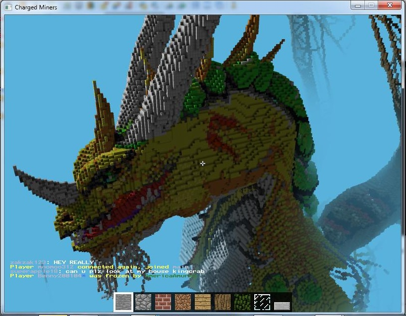That One Dragon Build Minecraft Project