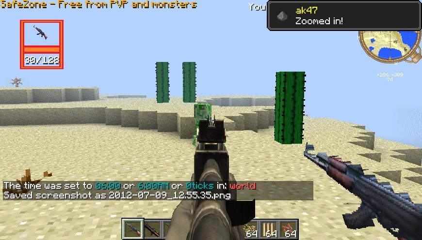 MCStrike - Minecraft Gun Server Trailer! - YouTube
