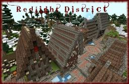 Redlight District -- Now with Tattoo Parlor! Ruby Rocker Tattoos Minecraft Project