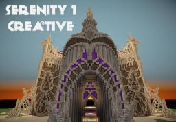 Map Archive- Serenity 1 Creative Map Minecraft Map & Project