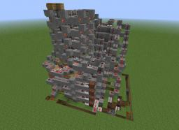 Item dispenser Minecraft Map & Project
