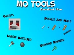 Mo Tools (ModLoader) Minecraft Mod