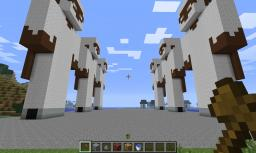 Hall Of The Gods Minecraft Map & Project