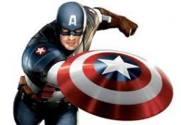 Captain America! Minecraft Blog