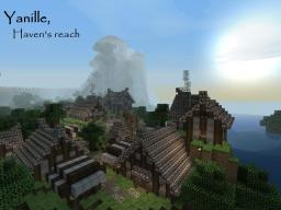 Yanille Minecraft Project