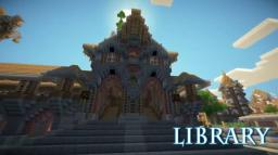 The Academy's district: Free share ! Minecraft Map & Project