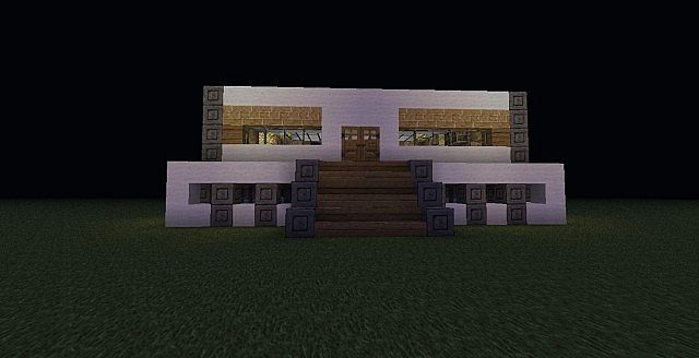 5 Steps For A Good Modern House Minecraft Blog