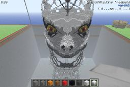 Ryuk the Shinigami Minecraft Map & Project